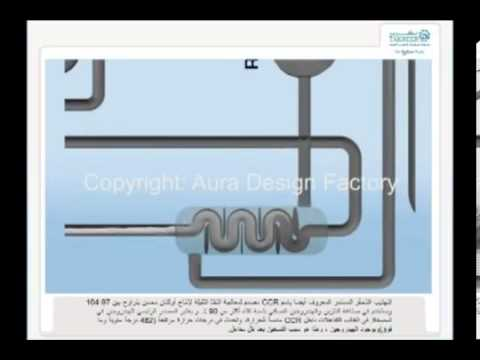 Oil Refinery Process 3D Animation   YouTube