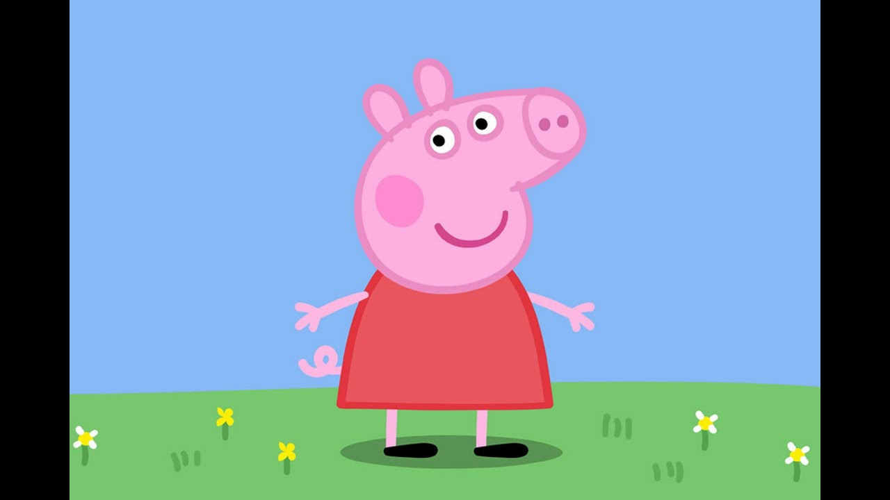 Peppa Pig et sa famille en Video