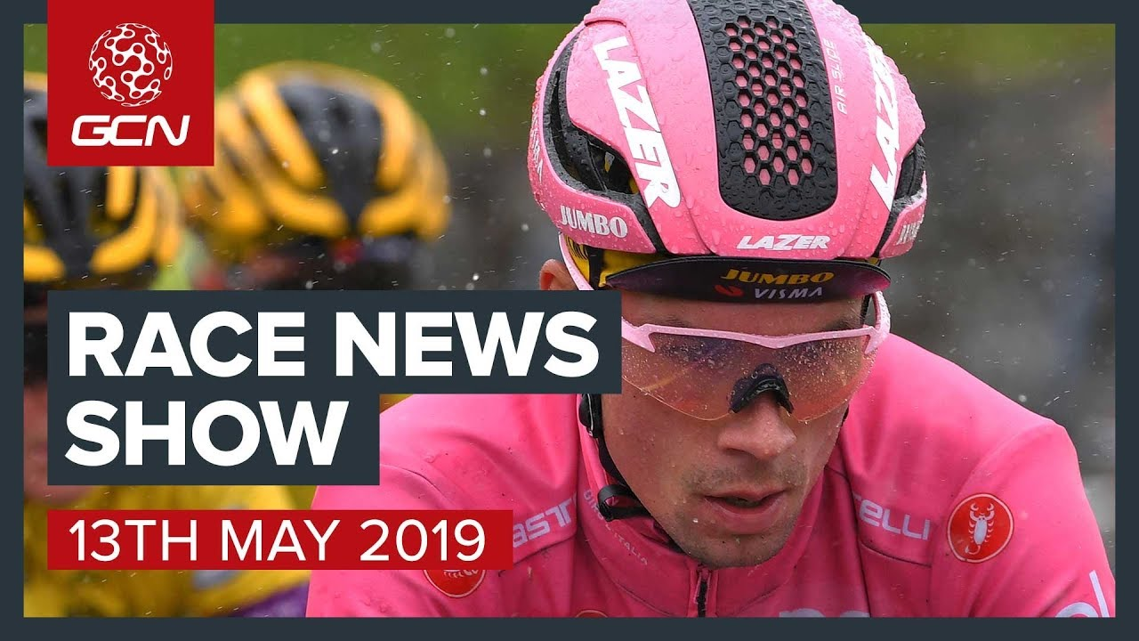 ceda8bcb59d5 Roglic Reigns Supreme At The Giro d'Italia | The Cycling Racing News Show