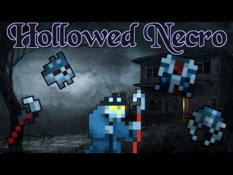 The New Necro Set is OP! RotMG: Hollowed Necromancer Set Review