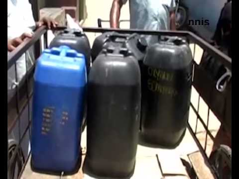 125 Litres Of Acid Seized From Madurai Post Attack On 2 Girls
