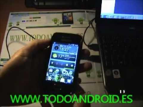 Como actualizar el Samsung Galaxy Ace desde froyo 2.2.1 a Gingerbread 2.3.5 con Samsung Kies
