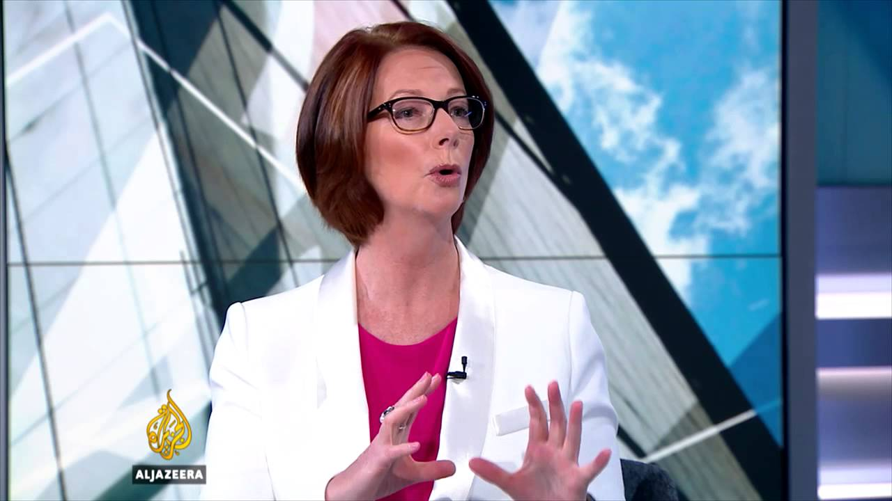 UpFront - Julia Gillard: 'We can make a difference' in education (Web extra)