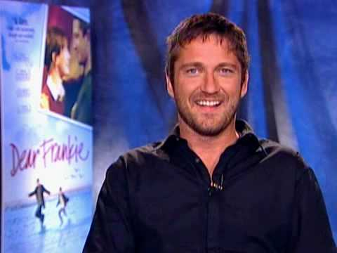Are gerard butler threesome interview