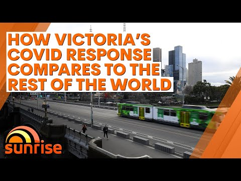Coronavirus: How Victoria's COVID-19 response compares to the rest of the world | 7NEWS