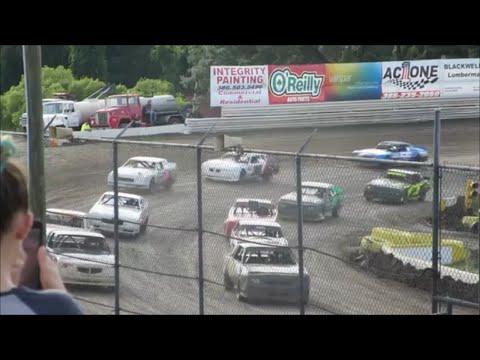 $10,000 To Win | IronMan 100  |  Volusia Speedway Park  |  5 - 22 - 16