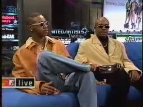 K-ci & JoJo live performance and interview