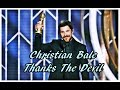 Christian Bale Thanks The Devil For Success mp3