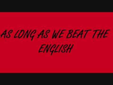 As long as we beat the english-lyrics