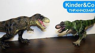 ТИРАННОЗАВР с АЛИЭКСПРЕСС. Игрушка динозавр обзор Рекса