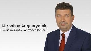 Miros�aw Augustyniak o kampanii 'Jeste� widoczny, jeste� bezpieczny'