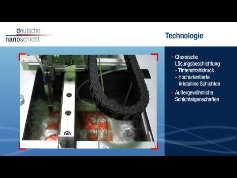 d-nano Deutsche Nanoschicht - Chemie trifft Energie