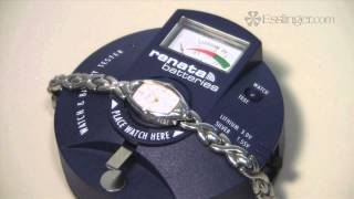 Watch Testing Tool - Renata Battery and Pulse Tester