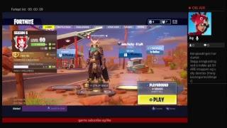 Fortnite | Norwegian stream 5 k + kills 90 + wins goes to 100 wins