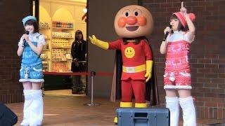 2012年11月3日 仙台アンパンマンこどもミュージアム&モール ドリーミン...