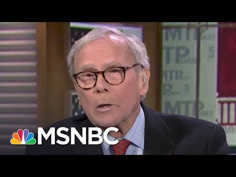 Tom Brokaw: 'This Is Not Saturday Night Massacre' | MTP Daily | MSNBC