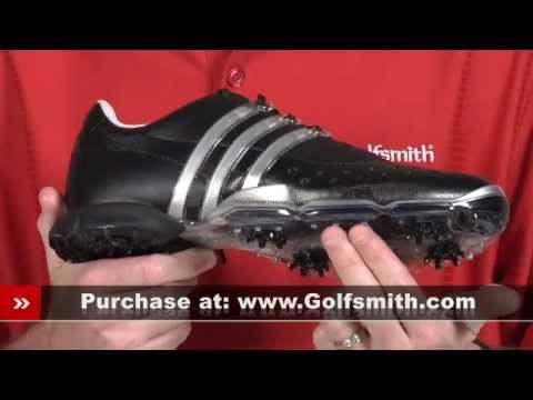 37721ff33193 adidas Powerband 3.0 Golf Shoes Review - YouTube