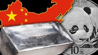 How China Could Affect Silver Prices Over The Next Month
