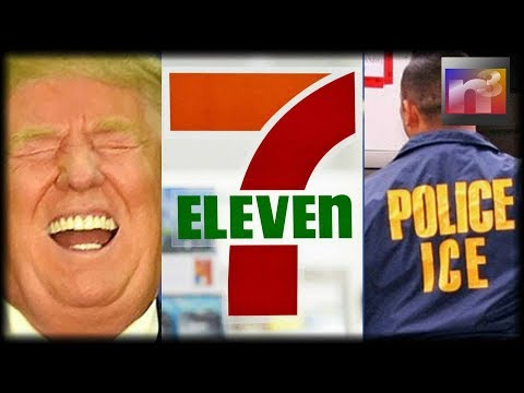 BOOM! Trump UNLEASHES HELL on 7-Eleven Stores NATIONWIDE, Sends Illegals SCRAMBLING like Cockroaches