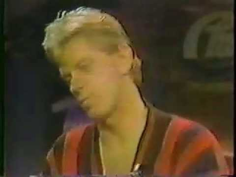 Peter Cetera (Chicago)- Last Interview, Going Solo (1985)