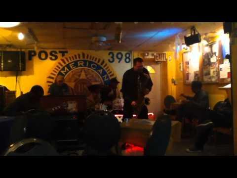American Legion jazz bar, Harlem, NYC