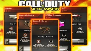 NEW BEST EPIC GUN! TOP 5 EPIC GUN VARIANTS INFINITE WARFARE! TOP 5 EPIC WEAPONS (BEST EPIC GUN)
