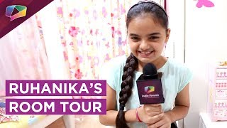 Ruhanika Dhawan Gives Us Her Room Tour | Exclusive
