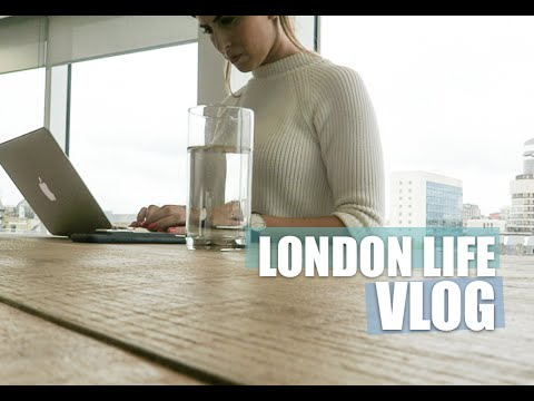 Soggy Jeans, Scones & London Life | AD | Lily Pebbles