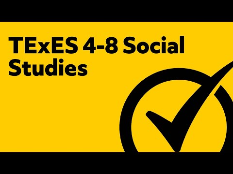 Best Free TExES 4-8 Social Studies (118) Study Guide