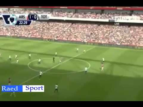 Download Arsenal VS Tottenham 1- 0 all goals & highlights [1-9-2013]