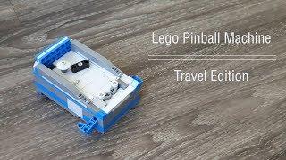 lego Travel Pinball Machine (Tutorial)