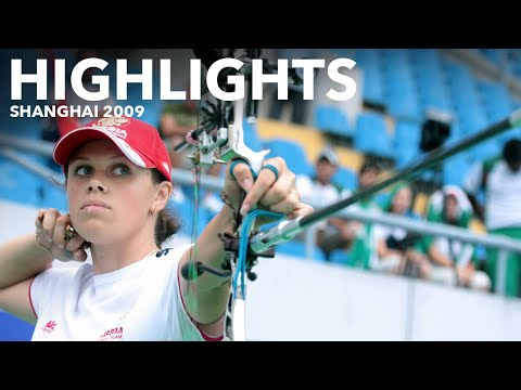 Archery World Cup 2009 - Stage 4 - Shanghai - TV Magazine