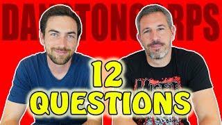 Dans Ton Corps (Julien Menielle) en 12 questions