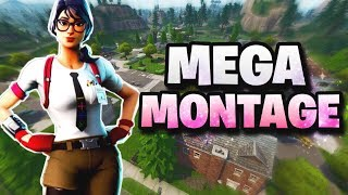 Fortnite MEGA Montage (My Best Sniper Clips Ever...)