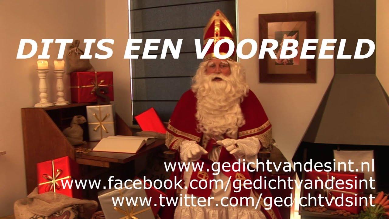 Video Gedicht Sinterklaas Dansen Voorbeeld Sinterklaasgedicht