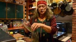 Susun Weed part 1 - Nourishing Herbal Infusions