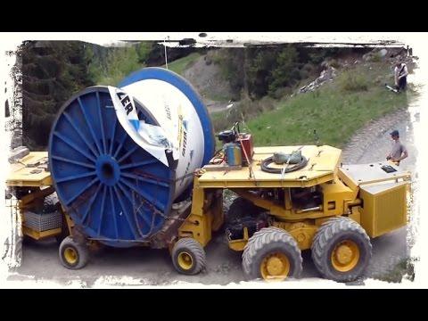 Крупногабаритные перевозки  и большие грузовики / Large transport and large trucks