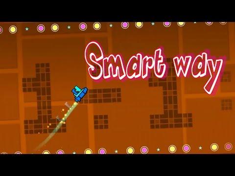 Smart Way   Geometry Dash Partition Custom Level