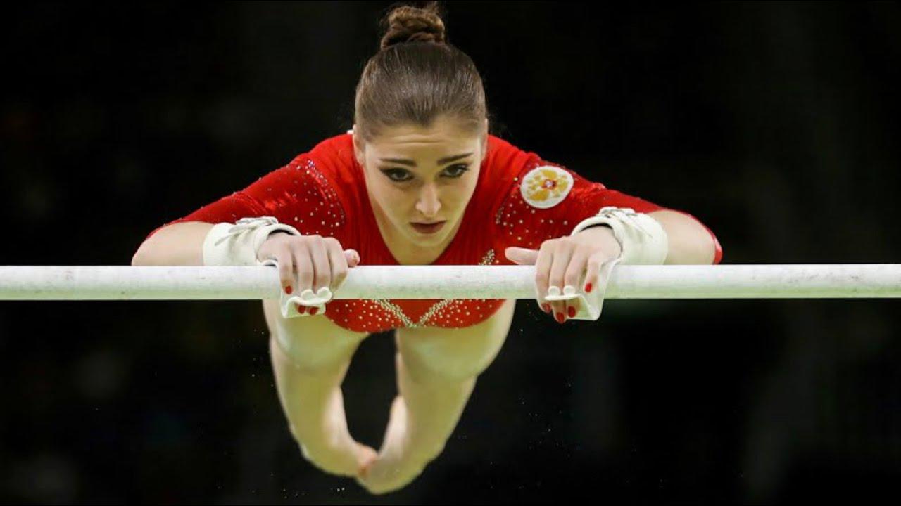Алия Мустафина выиграла золото в Лондоне и Рио