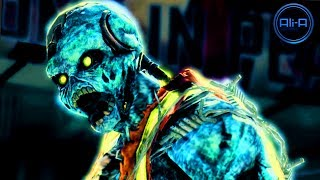 NEW Call of Duty - ROBOT Zombies & FREE to play COD! - (COD ONLINE China Gameplay)