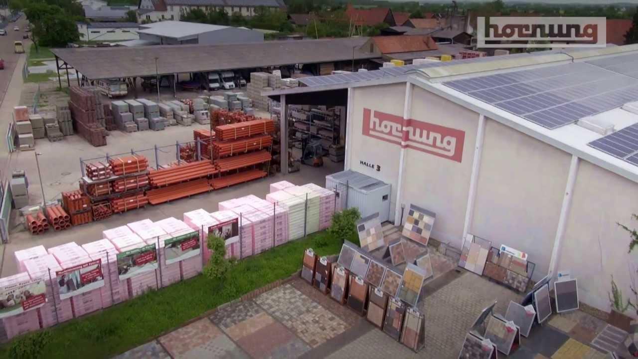 imagefilm hornung baustoffhandel stutensee friedrichstal