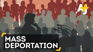 Mass Deportation: How Do You Deport 11 Million People?