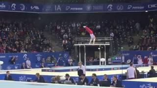 Давид Белявский ЧЕ 2017 Брусья, Квалификация
