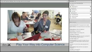Webinar 20161006 - Play Your Way into CS