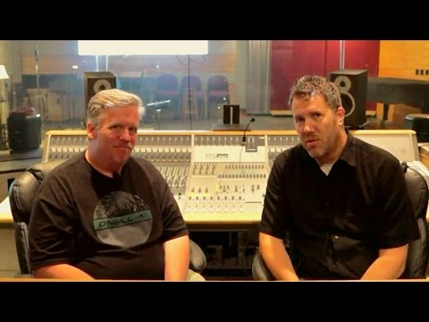 Mike Greene: Interview and studio tour.