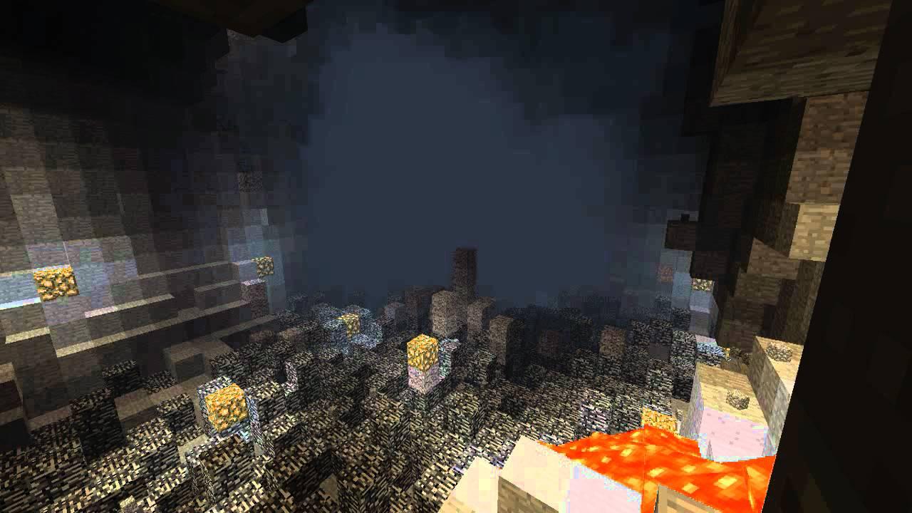 Image result for minecraft cave fog