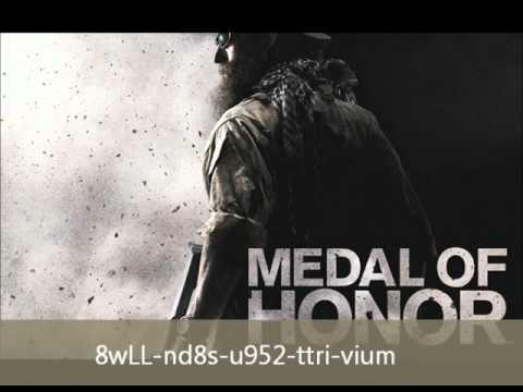 Serial Key For Medal Of Honor