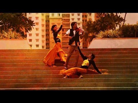 Mozart meets Zara Zara   Sanam Re   Animals (Maroon 5) - Violin Cover Medley - Aneesh Vidyashankar