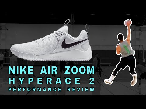 Nike Men's Zoom HyperAce 2 Volleyball Shoe Review