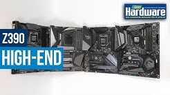 Z390-Mainboards   Intel-Kaufberatung   High-End   Sockel 1151   9900K